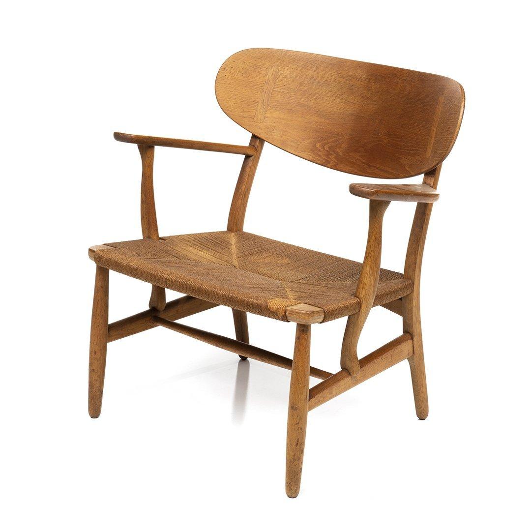 Hans Wegner CH22 Chair