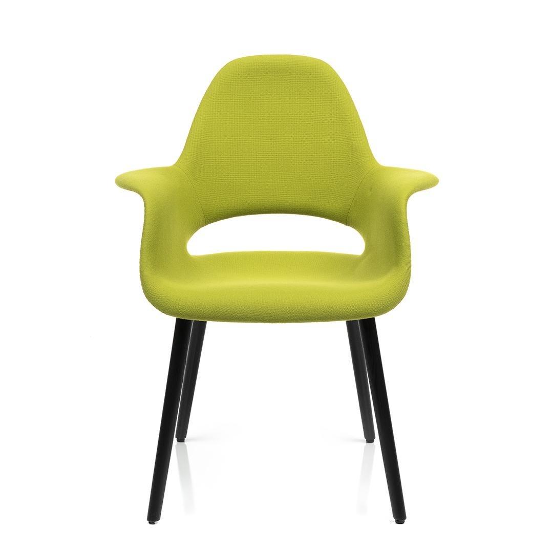 Charles Eames and Eliel Saarinen Organic Design Chair