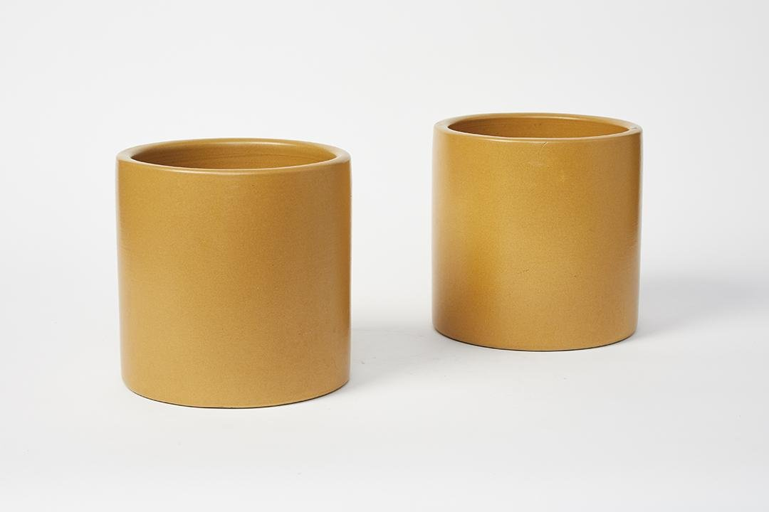 Architectural Pottery Small Cylinders (2)
