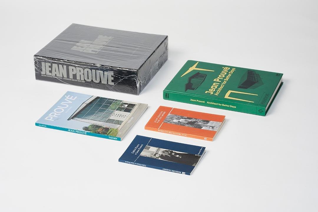 Jean Prouve Books (5)