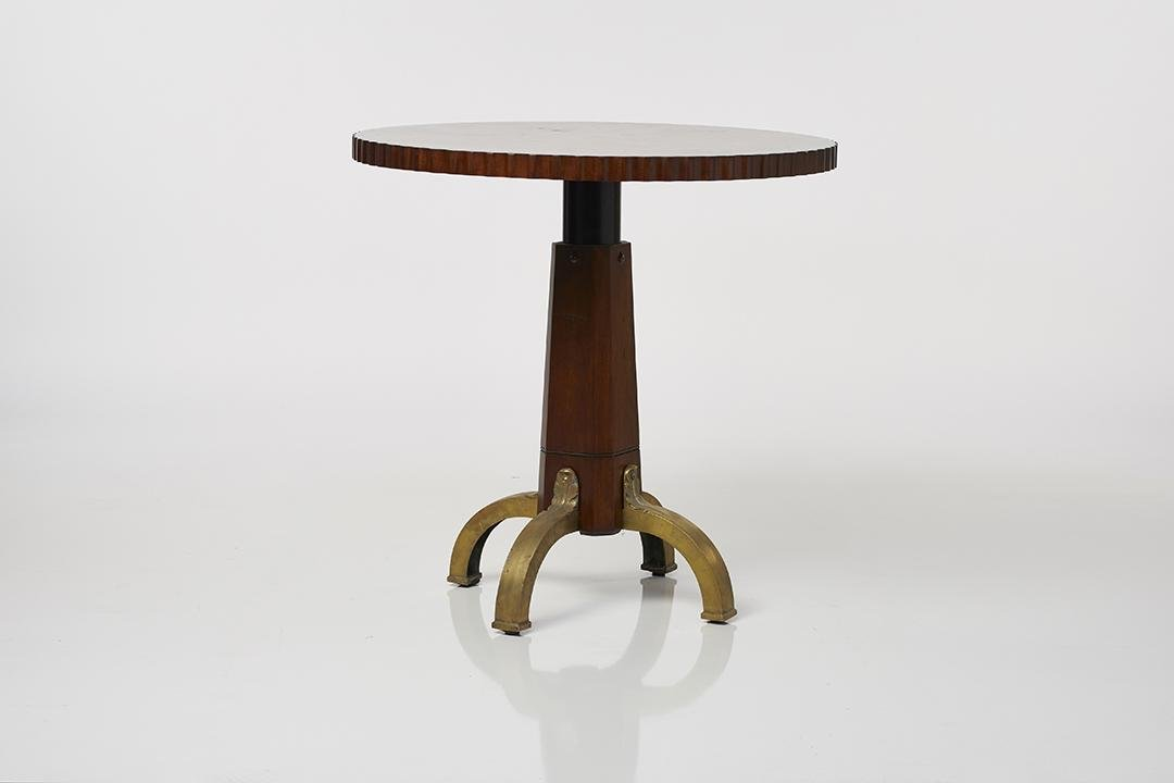 French Center Table