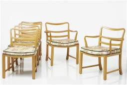Edward Wormley Dining Chairs (6)