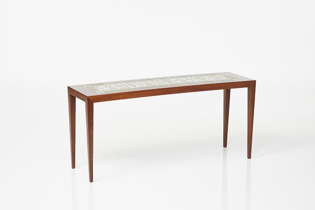 Severin Hansen Rosewood Tables (2)