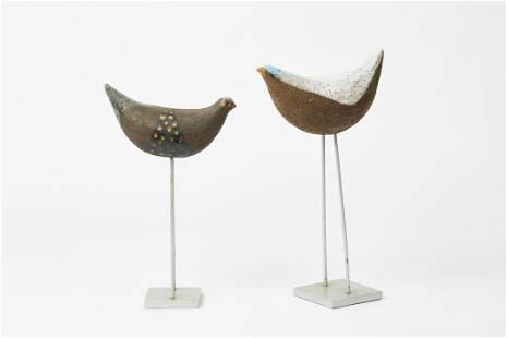 Aldo Londi, Bird Sculptures (2)