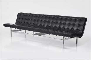 Erwin & Estelle Laverne, Armless Sofa, Model No. 7-FC