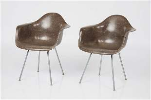 Charles & Ray Eames, Armshell Chairs (2)