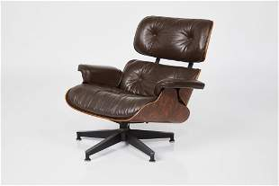 Charles & Ray Eames, Lounge Chair, Model No. 670