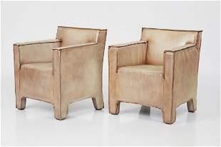 Postmodern, Club Chairs (2)