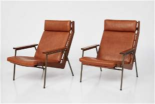 Rob Parry, 'Lotus' Lounge Chairs (2)