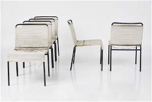 Hendrik Van Keppel & Taylor Green, Dining Chairs (6)