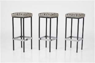 Modern, Backless Barstools (3)