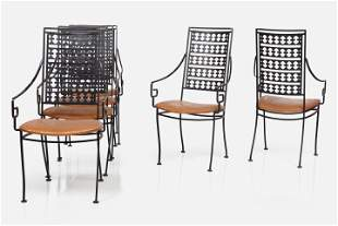 Gallo Iron Works, Dining Chairs (6)