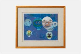 Robert C. Vance, Untitled #2 Pastel