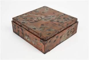 Paul Evans, 'Patchwork' Box