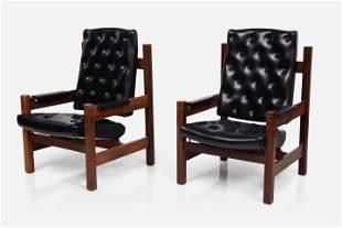 Jorge Zalszupin, Lounge Chairs (2)