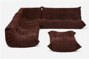 Michel Ducaroy, 'Togo' Sectional Sofa (4)