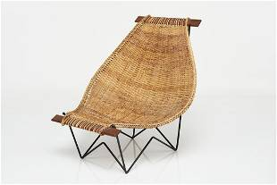John Risley, 'Duyan' Lounge Chair