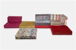 Hans Hopfer, 'Mah Jong' Sectional Sofa (8)