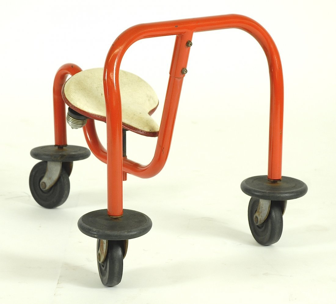 """William Fageol """"Walkee"""" tricycle"""