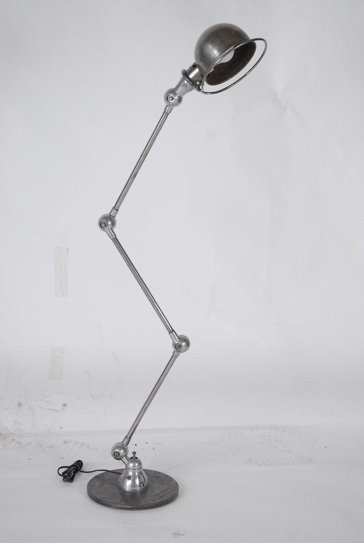 Jielde French industrial floor lamp