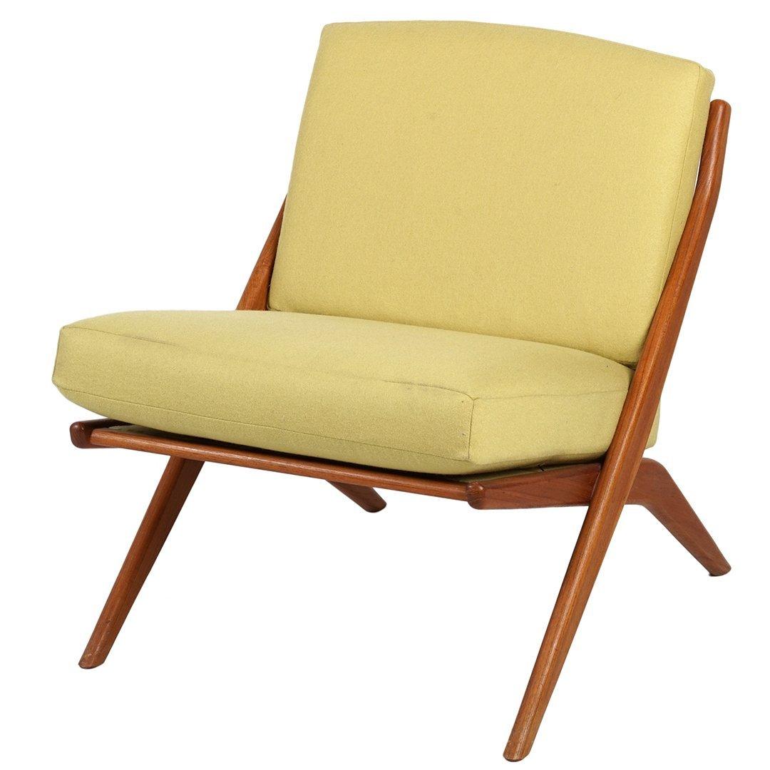 Folke Olsen Scissor chair