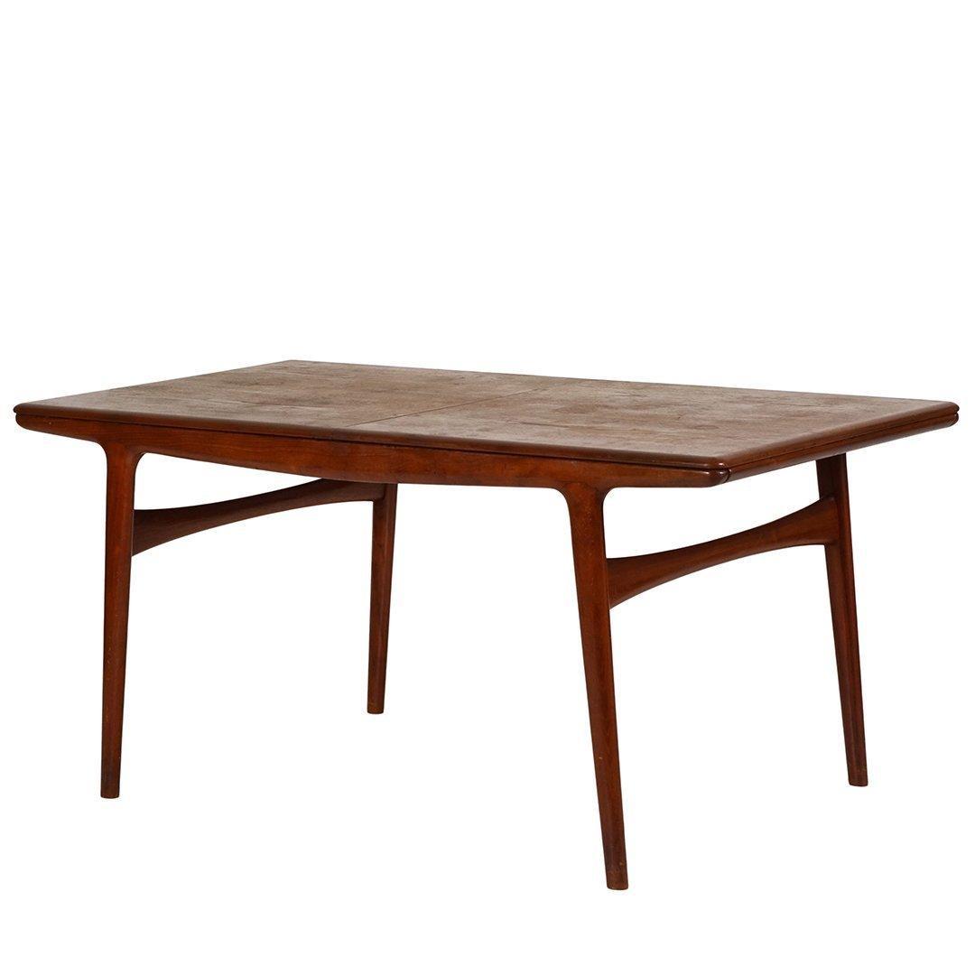 Erik Christiansen teak dining table