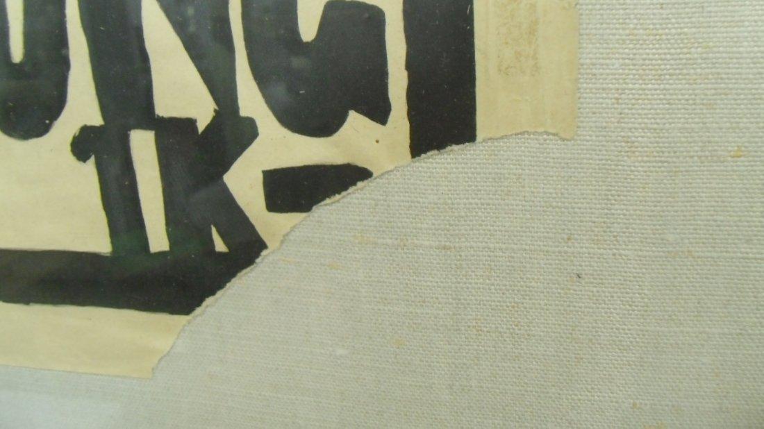 Egon Schiele Secession Poster - 2