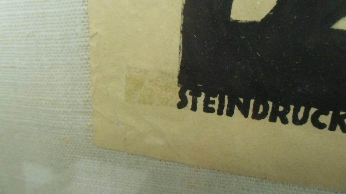 Egon Schiele Secession Poster - 3