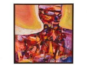 Mary Meng Wade Painting