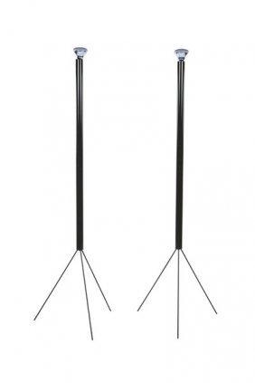 Castiglioni Luminator Floor Lamps (2)