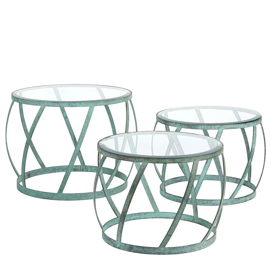 Karl Springer custom tables (3)