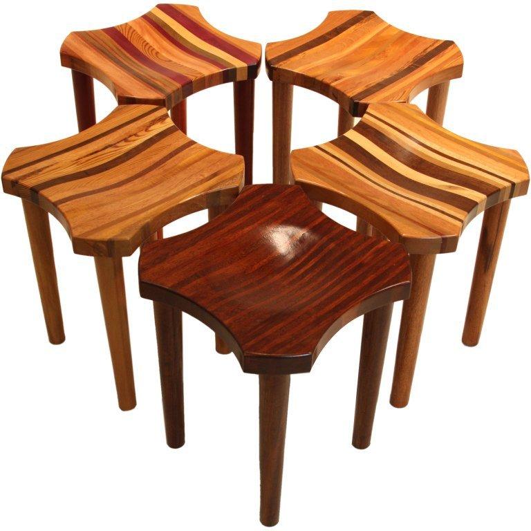 Rodrigo Calixto Residuos lotus stools (5)