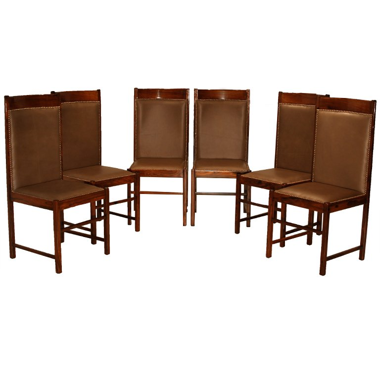 Celina Moveis dining chairs (6) - 2