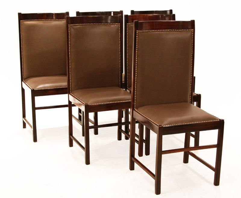 Celina Moveis dining chairs (6) - 3