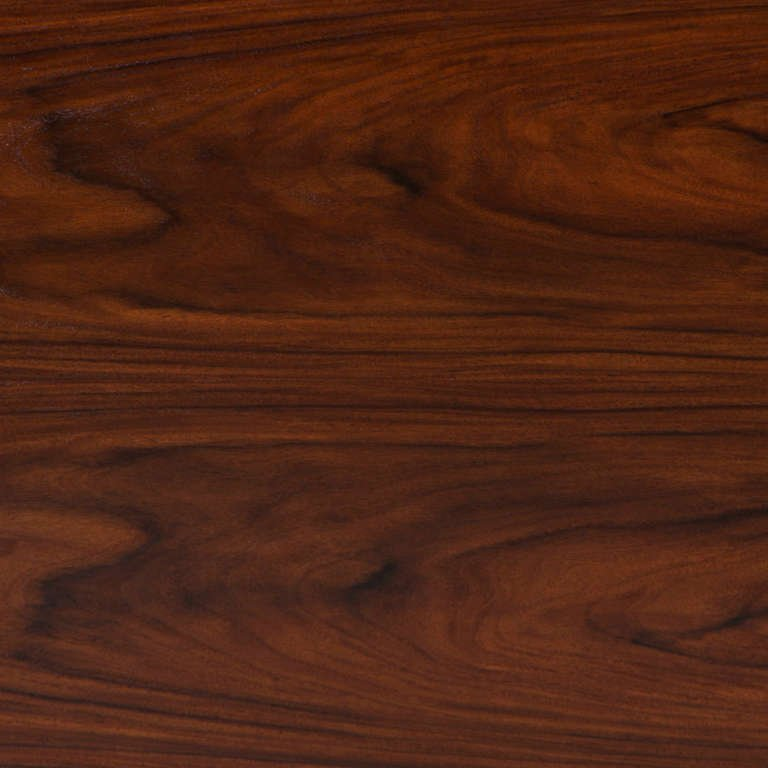 Celina Moveis rosewood side tables (2) - 8
