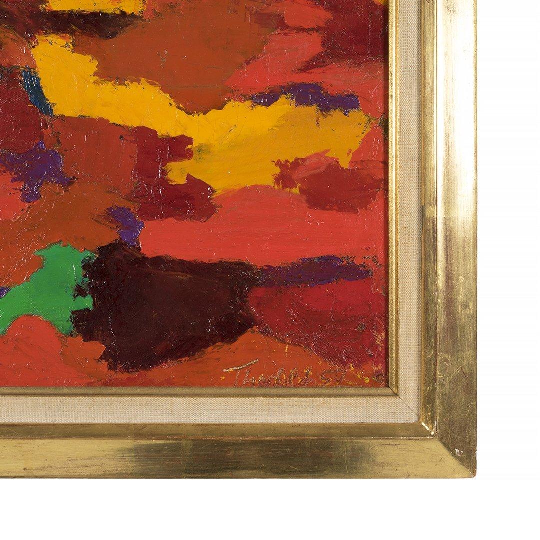 Hansen abstract painting - 3