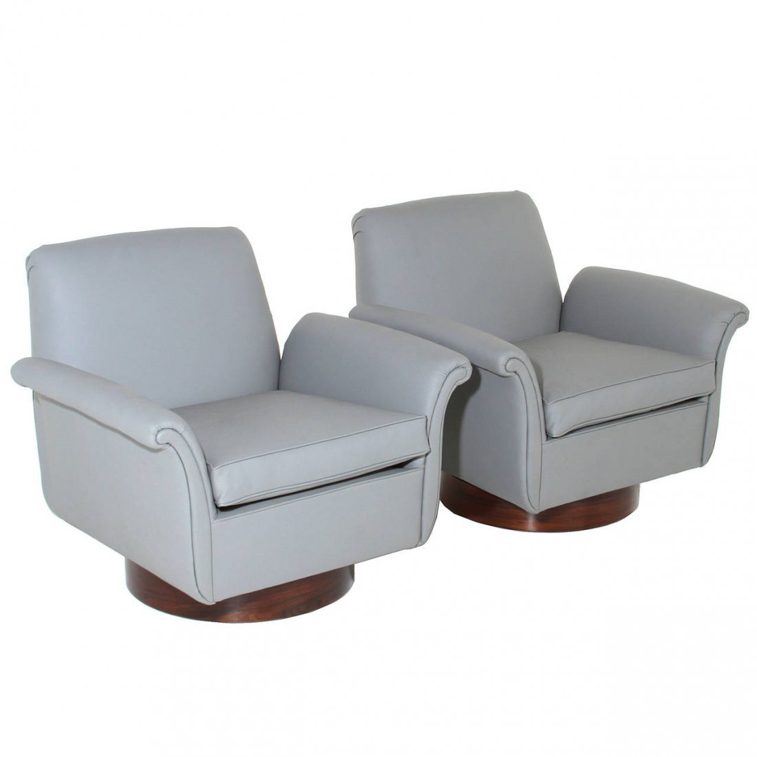 Pair of Brazilian Armchairs (2)