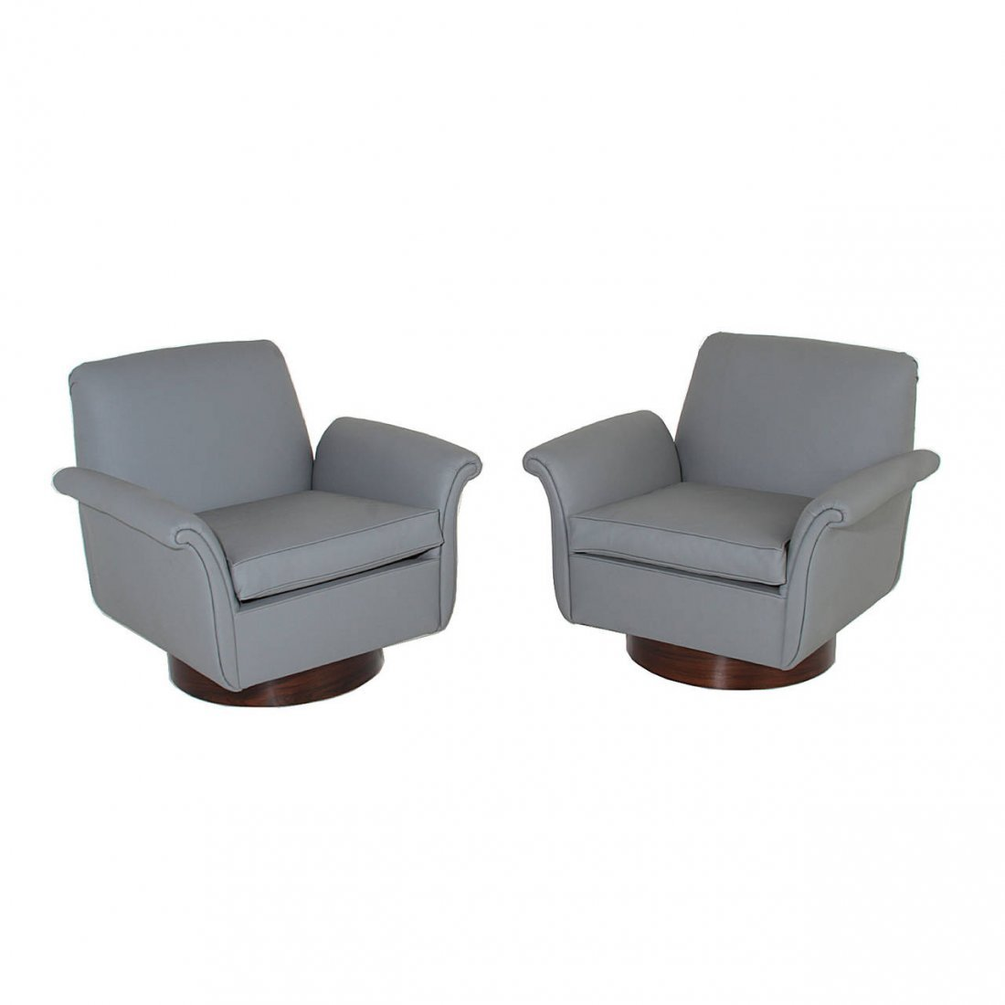 Pair of Brazilian Armchairs (2) - 2