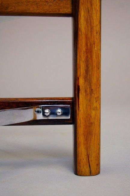Brazilian rosewood coffee table - 7