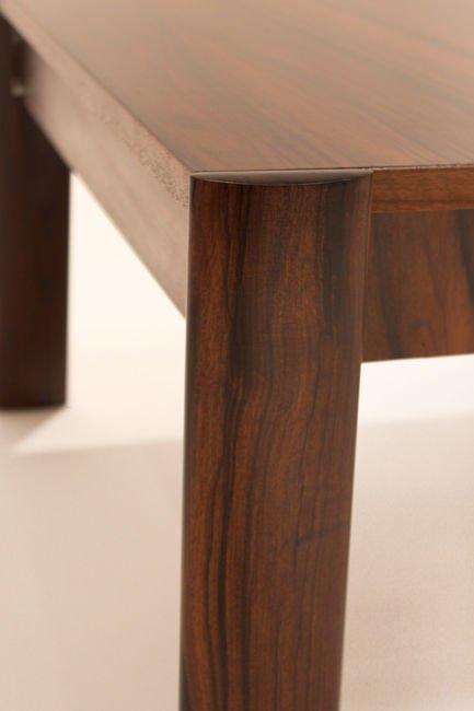 Brazilian rosewood coffee table - 6
