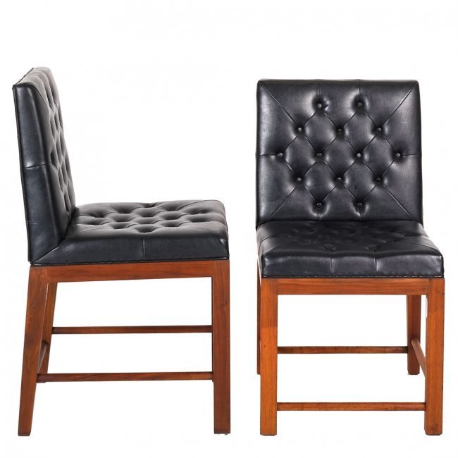 Welton Becket chairs (2) - 2