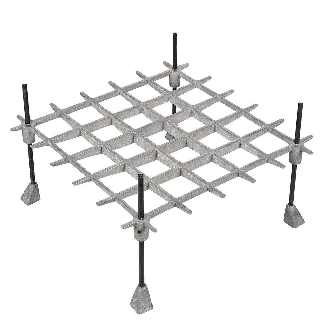 Robert Josten aluminum table base