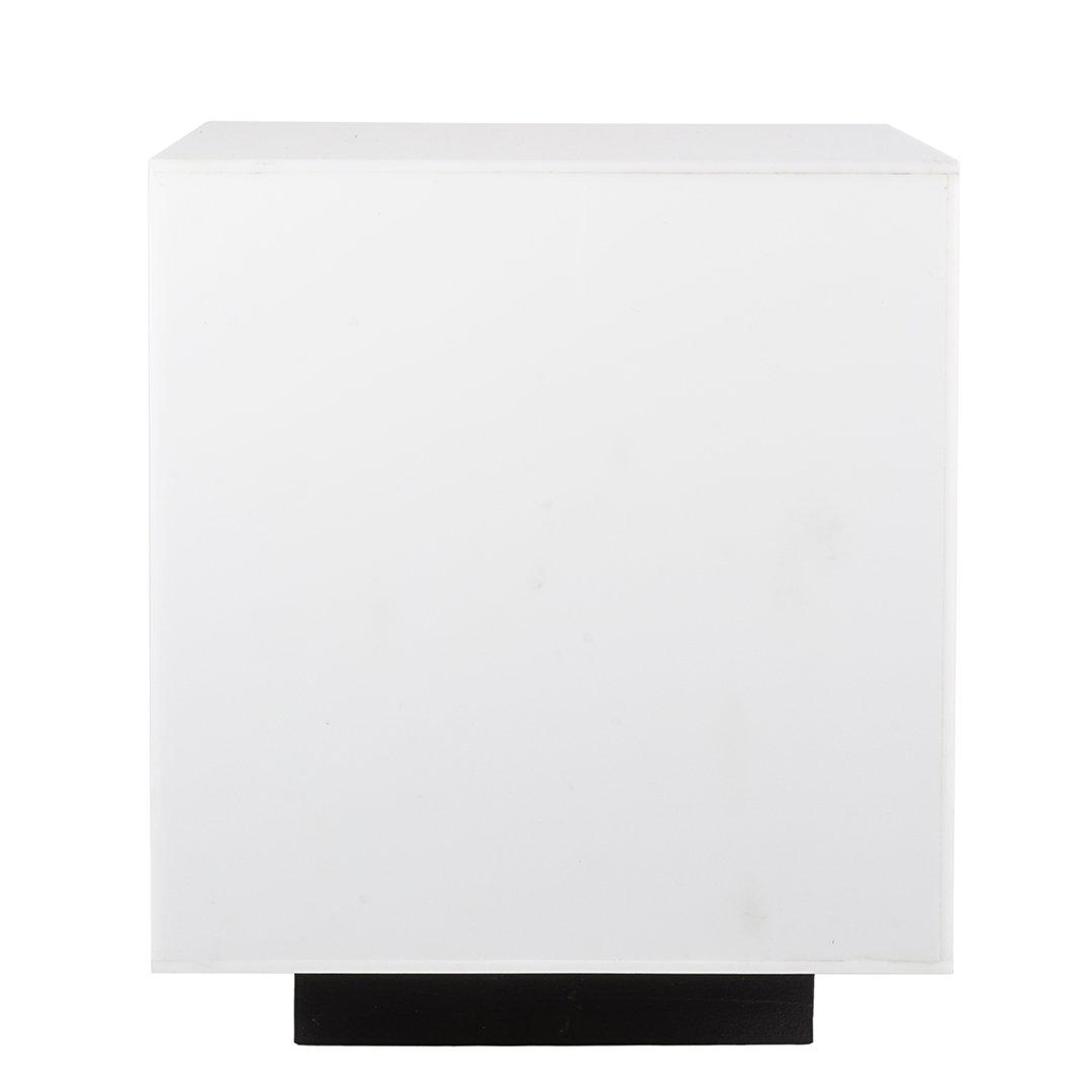 Acrylic cube floor lamp - 2