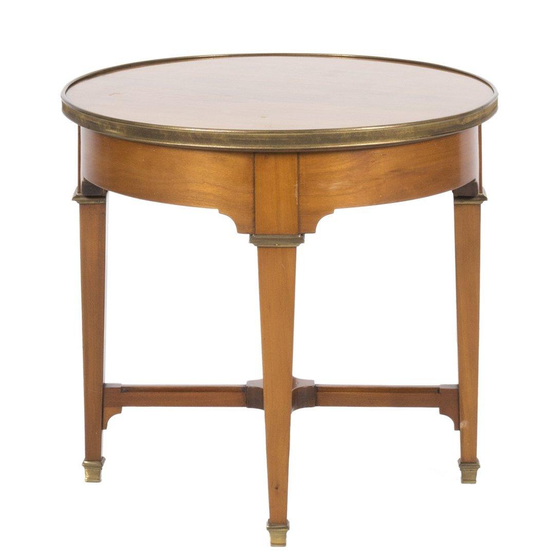 Mailfert-Amos mahogany table