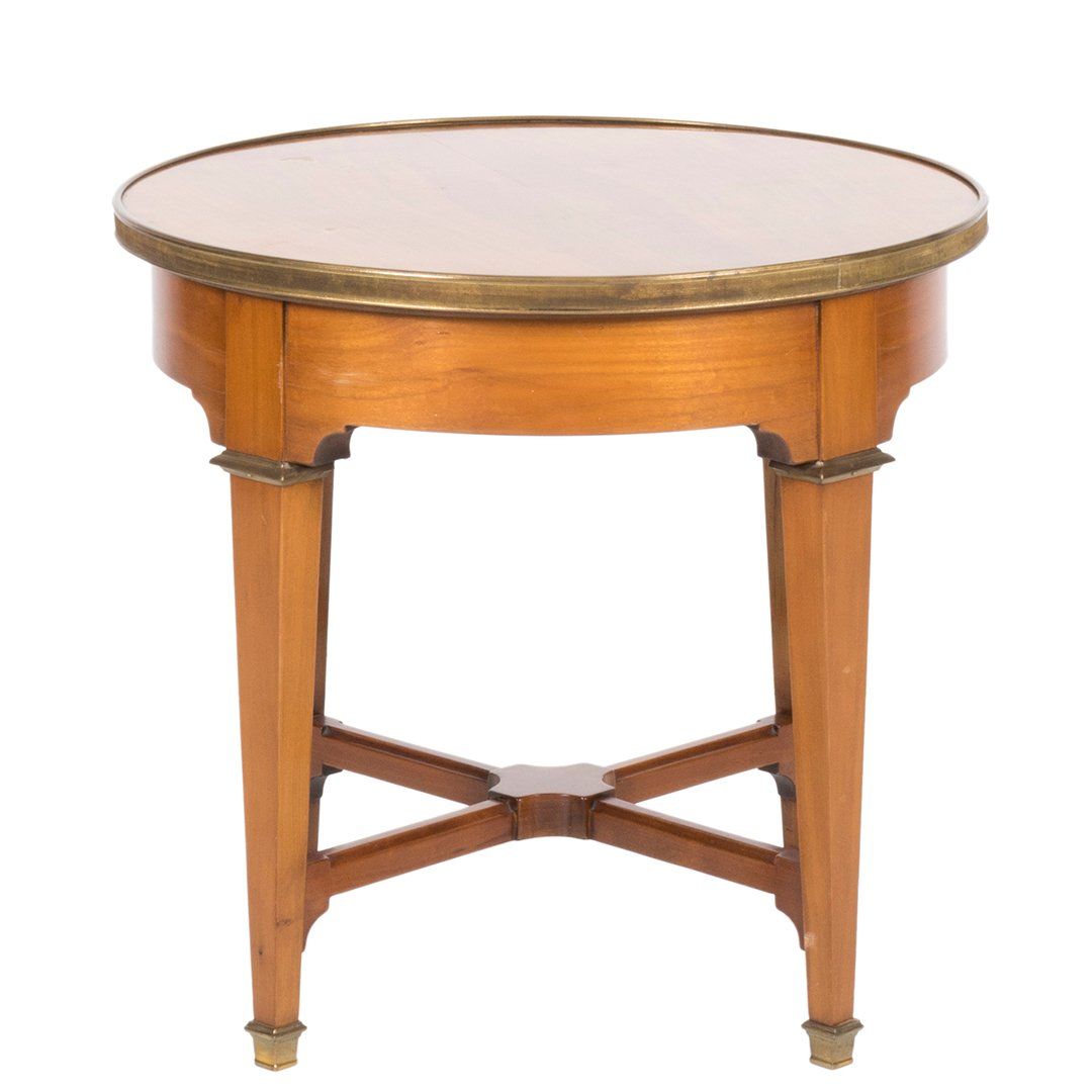 Mailfert-Amos mahogany table - 2