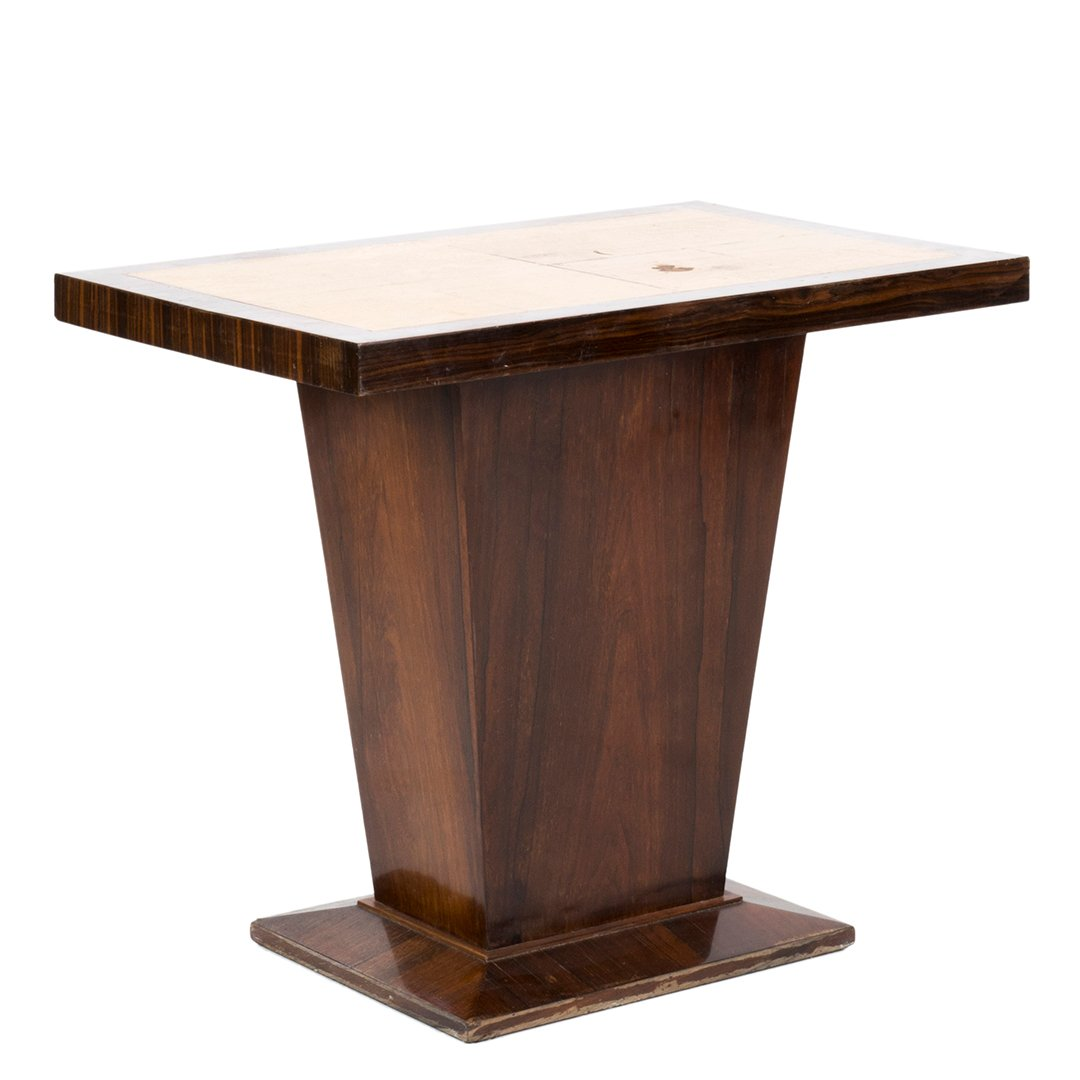 French Art Deco table - 3