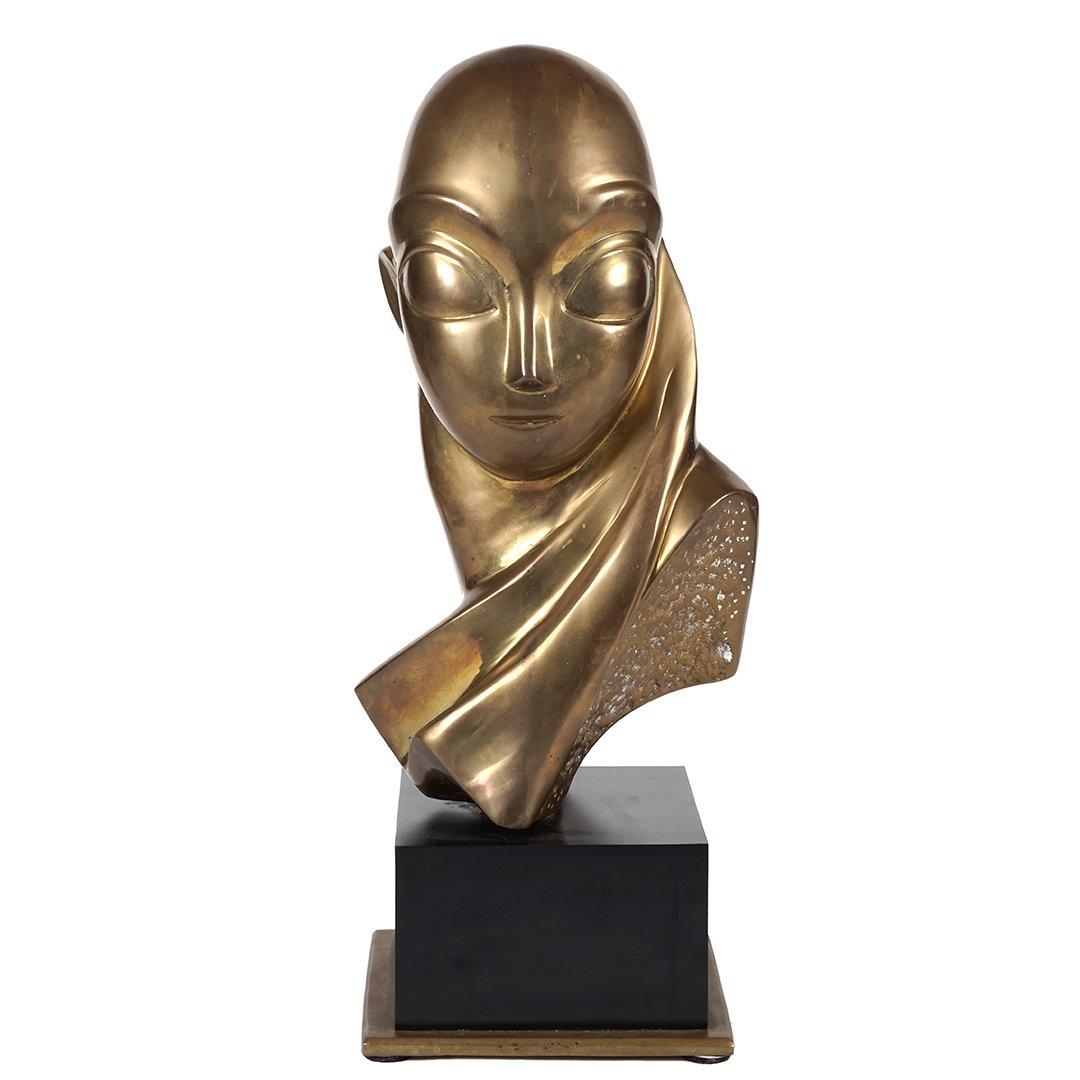 Art Deco sculpture - 2