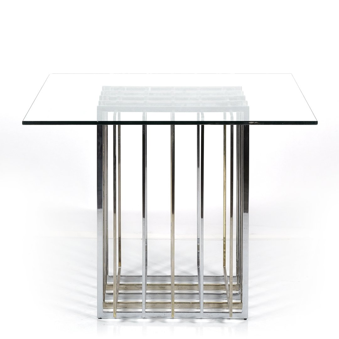 Pierre Cardin Cage table - 2