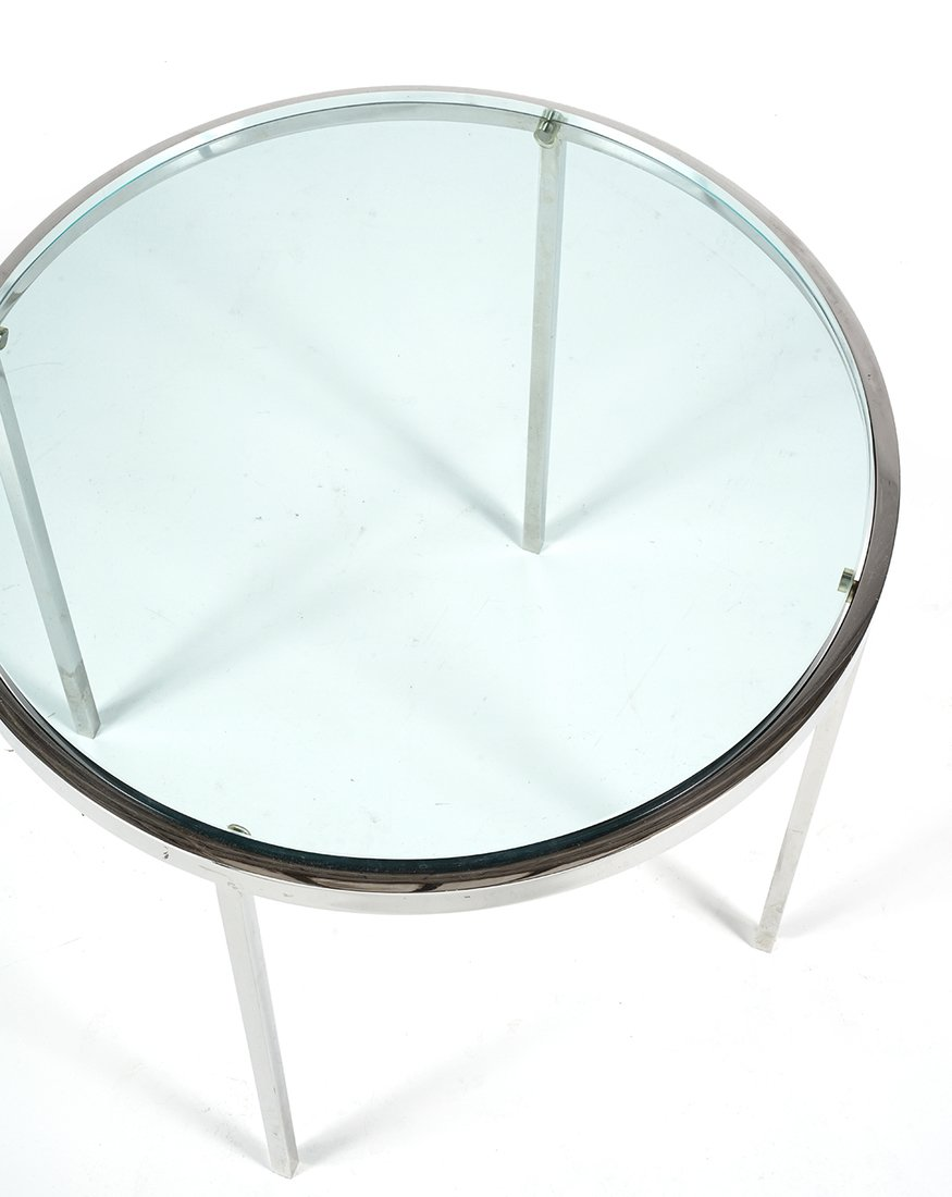 Nicos Zographos side table - 2