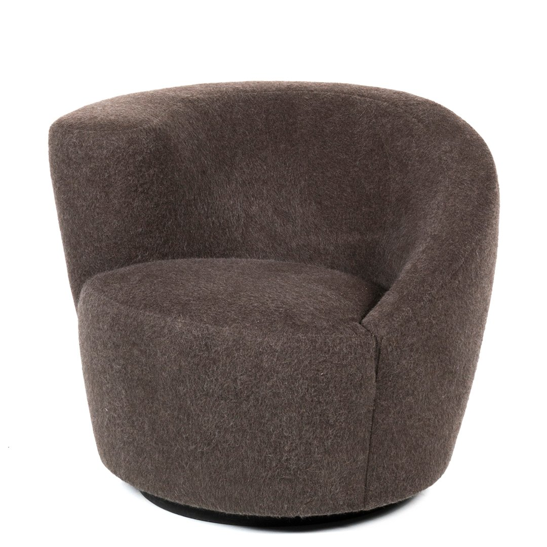 Valdimir Kagan swivel chair - 2